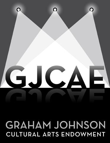Logo of The Graham Johnson Cultural Arts Endowment